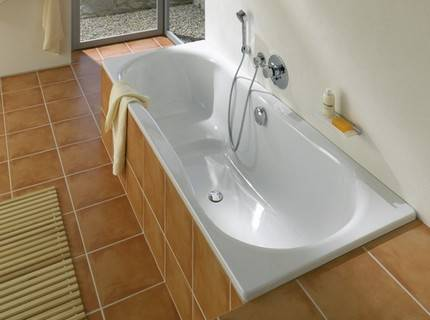 Как выбрать стальную ванну (45 фото): советы по покупке