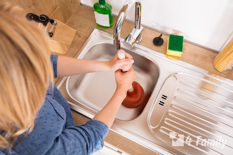 Как устранить засор в раковине - все о канализации