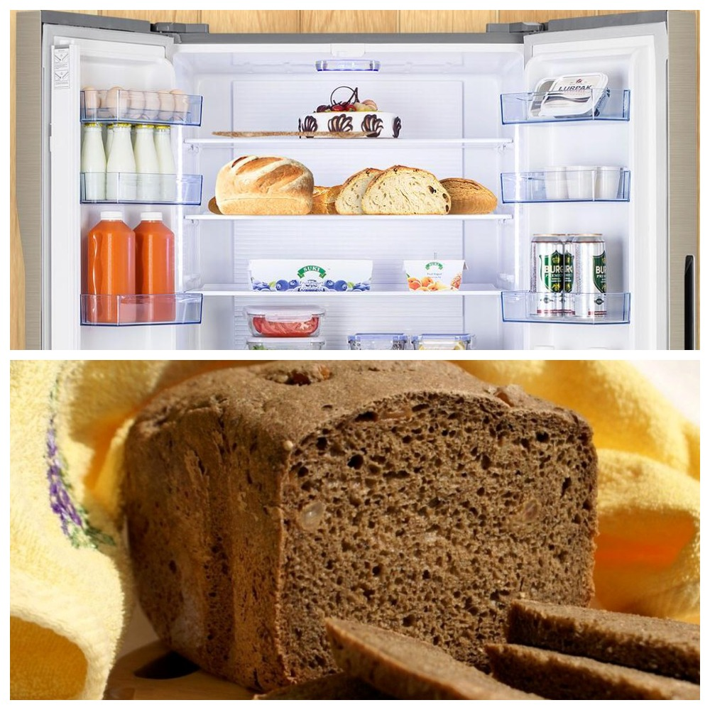 Почему хлеб нельзя хранить в холодильнике: 3 весомые причины