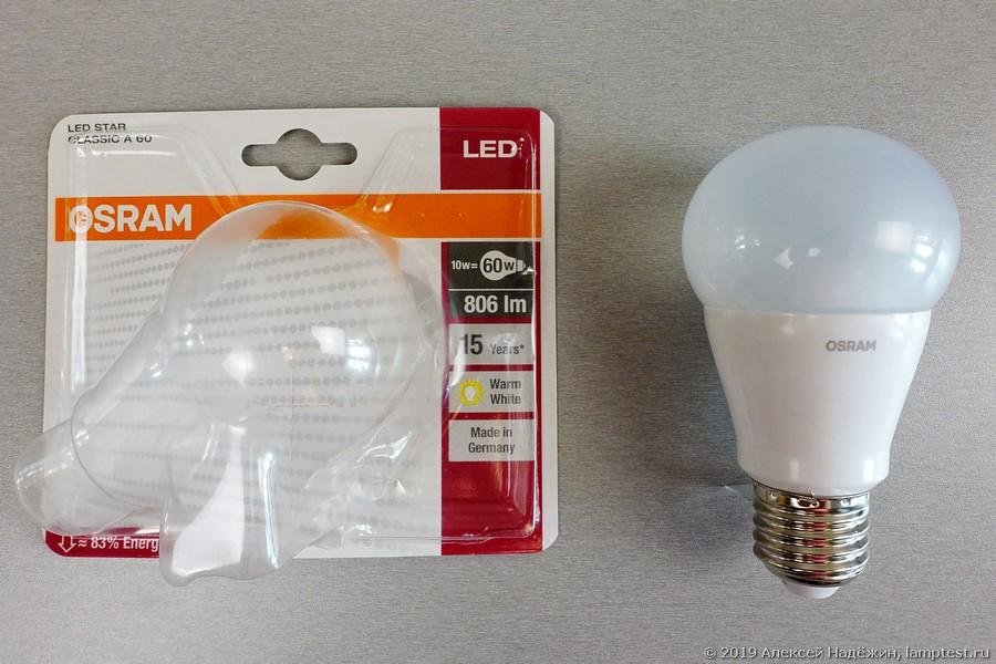Светодиодные лампы osram или uniel - какие лучше выбрать, сравнение, цены 2020