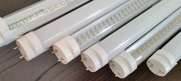 Светодиодные лампы вместо люминесцентных: преимущества и алгоритм замены
