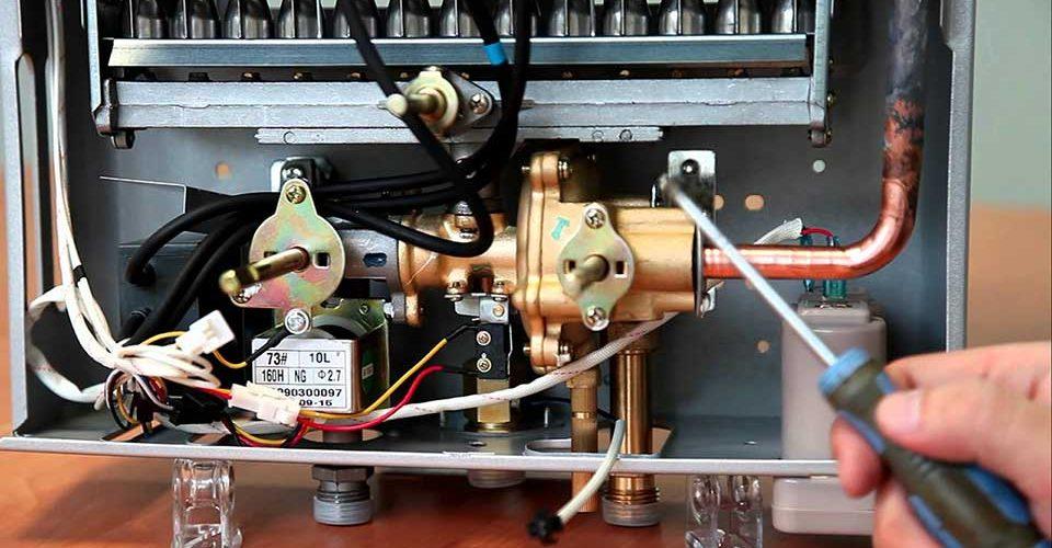 Как разобрать газовую колонку и устранить часто встречающиеся неполадки
