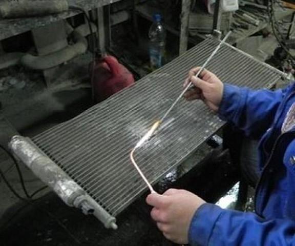Как запаять радиатор в домашних условиях - алюминиевый и медный
