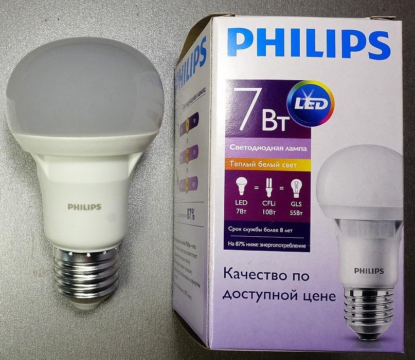 Энергоэффективность светодиодов и светодиодных ламп