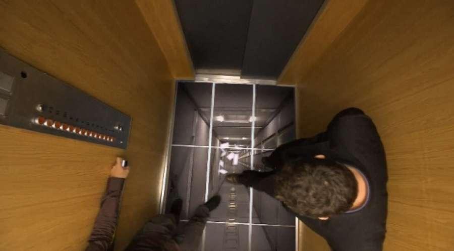 Можно ли выжить в падающем лифте на самом деле   русская семерка