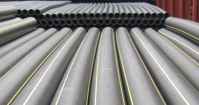 Полиэтиленовые трубы для газопровода – особенности и преимущества