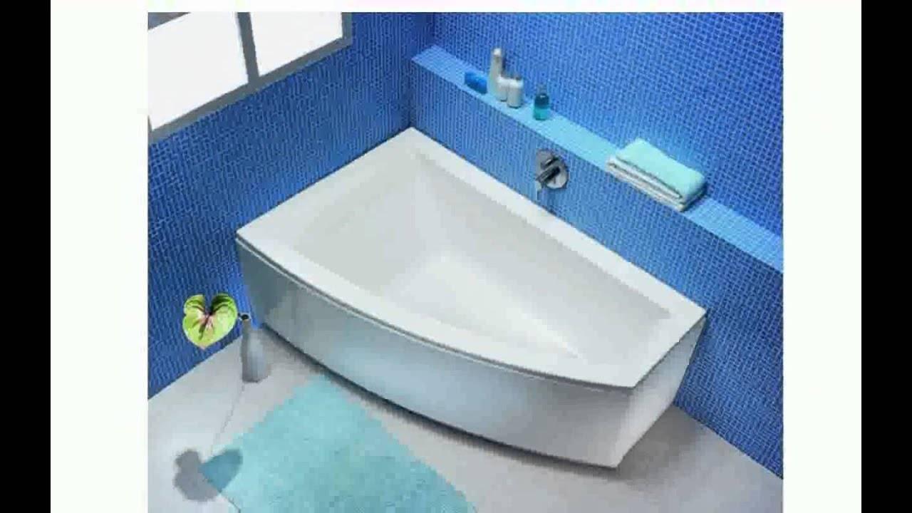 Обзор сидячих ванн для маленьких ванных комнат