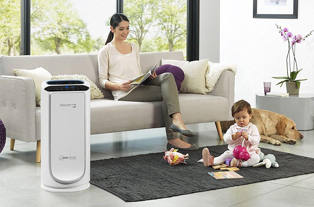 Боремся с аллергией: топ-10 очистителей воздуха