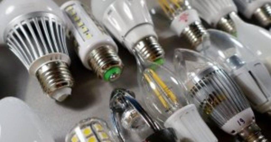 Виды светодиодных ламп: классификация типов, подробная характеристика лед лампочек